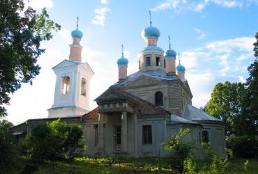 Подворье в Покровском