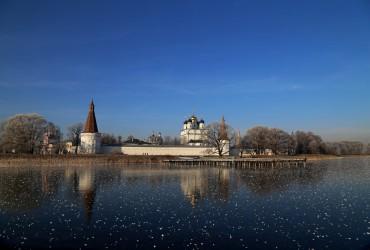 Виды монастыря 2014