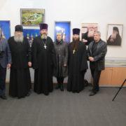 Выставка, посвященная 90-летию со дня рождения митрополита Питирима