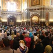 1000-летие присутствия русских монахов на Святой Горе Афон