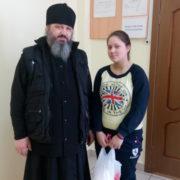 Гостинцы в Лотошинскую ЦКБ