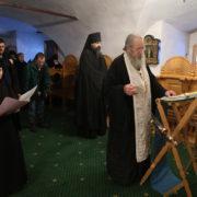 Панихида по Патриарху Алексию II