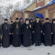 Спасо-Преображенский Бузулукский мужской монастырь