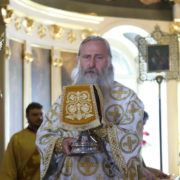 Визит  архиепископа Сергиево-Посадского Феогноста