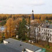 Воскресная школа при Иосифо-Волоцком монастыре.