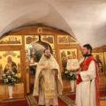Воскресная проповедь 21 января