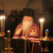 Викарий Святейшего Патриарха Московского и всея Руси, епископ Дмитровский Феофилакт