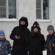 Встреча с подростками СРЦ Ошейкино