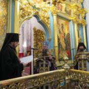День тезоименитства наместника Воскресенского Новоиерусалимского монастыря