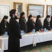 Совещания игуменов и игумений монастырей Русской Православной Церкви