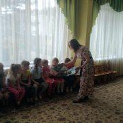 Подарки детскому саду №10