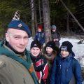Подготовительный поход Волоколамского отряда БПС