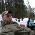 Небольшая экспедиция волоколамского отряда БПС