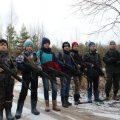 Лесной поход Волоколамского отряда БПС