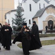 Собрание наместников и игумений ставропигиальных монастырей.