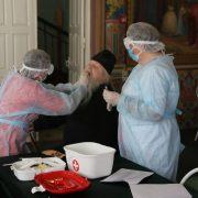 Контроль эпидемиологической обстановки в монастыре