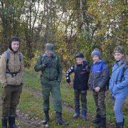 Осенний поход Волоколамского отряда БПС