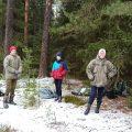 Зимние практические занятия Волоколамского отделения БПС