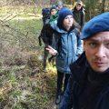 Тренировочный поход Волоколамского отделения БПС