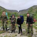 Поход Волоколамского отделения БПС по Кольскому полуострову и горному массиву Хибин